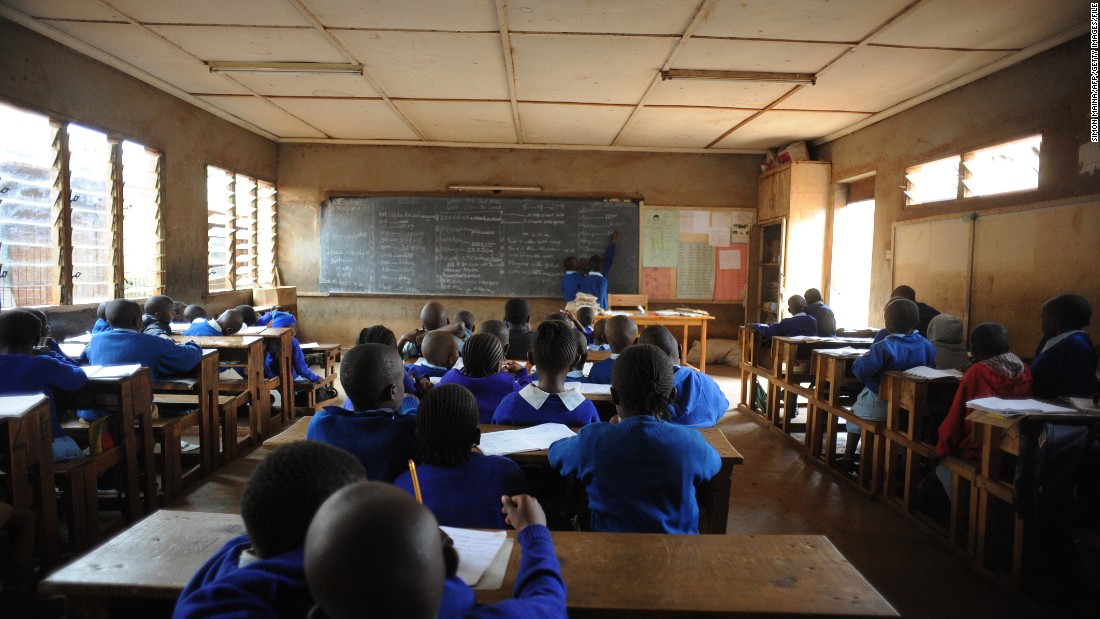 Experts have also praised the government's Vision 2030 development plan for having a strong emphasis on the importance of technology and ICT in schools. With 15 million children in Kenya's education system, it seems this is key if the country will confront the challenges of a connected economy.