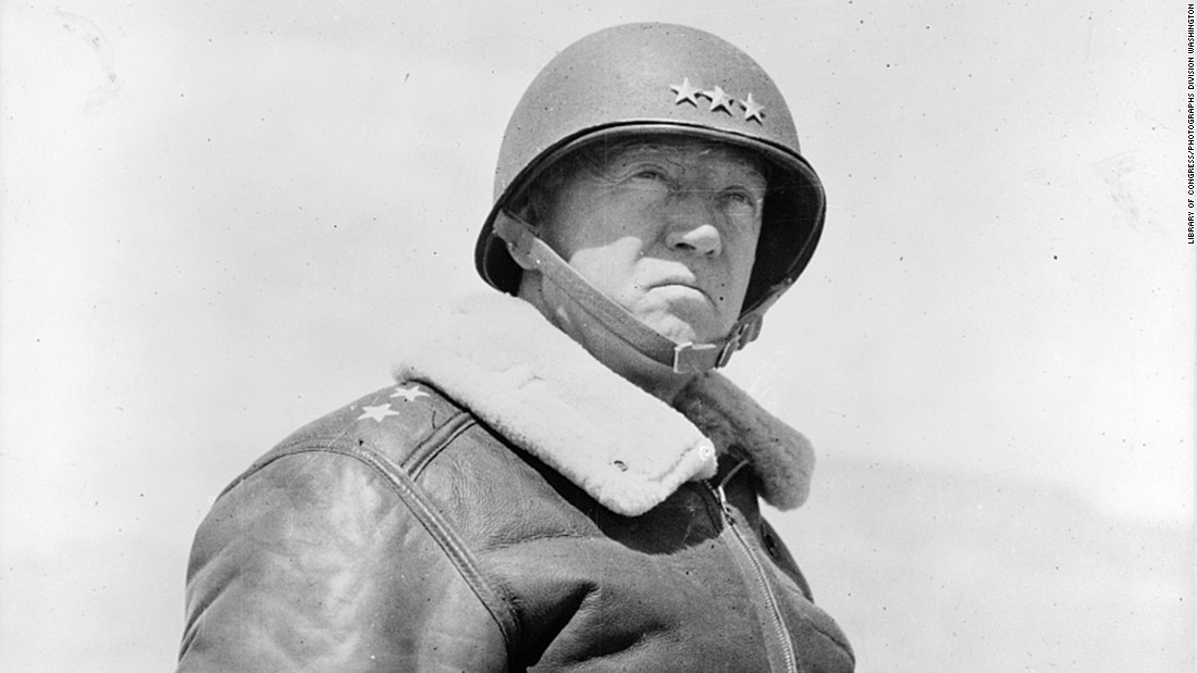 "Gen. George S. Patton changed American warfare through his innovative <a href=""http://www.americaslibrary.gov/aa/patton/aa_patton_tanks_1.html"" target=""_blank"">use of the tank </a>during the world wars. He was named as the first member of the United States Tank Corps in 1917. Seeing them as <a href=""http://www.generalpatton.com/biography/index.html"" target=""_blank"">the future of the military</a>, Patton founded a training school and developed tactics incorporating the use of the tank in battle for the first time in U.S. history. He was known for his strict demeanor and sometimes brash ways. The New York Times <a href=""http://www.nytimes.com/learning/general/onthisday/bday/1111.html"" target=""_blank"">quoted him</a> as telling his troops during World War II, ""We shall attack and attack until we are exhausted, and then we shall attack again."""