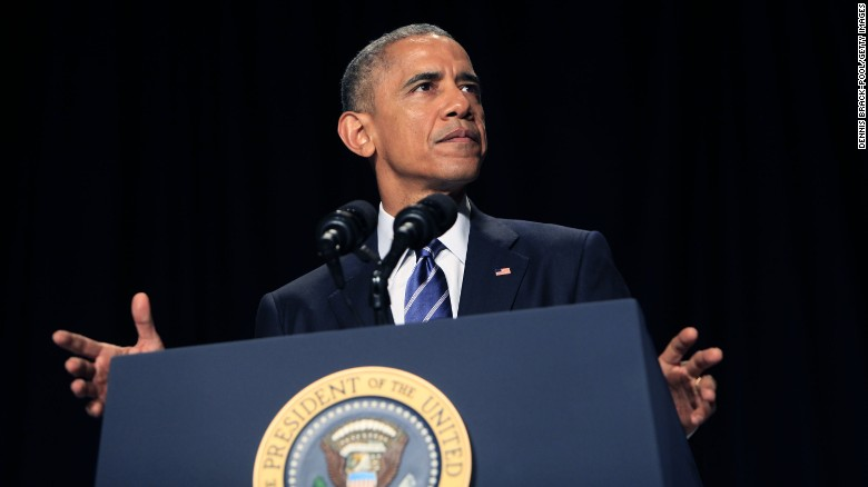 Obama brings up slavery, crusades at prayer breakfast