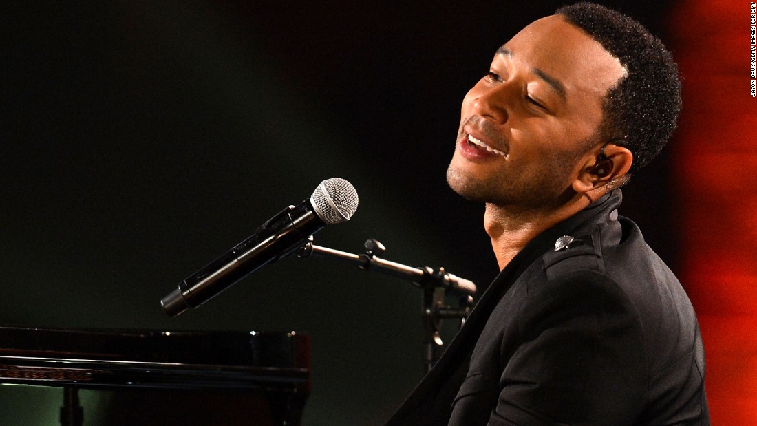 John Legend skips show to protest Sharia law in Brunei - CNN