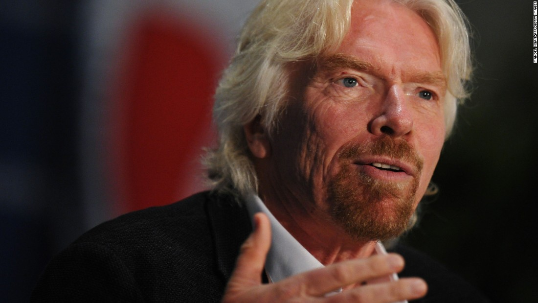 "Sir Richard Branson, Founder of Virgin Group, <a href=""https://twitter.com/richardbranson/status/462623689599881217"" target=""_blank"">said on Twitter</a>, ""No @Virgin employee, nor our family, will stay at Dorchester Hotels until the Sultan abides by basic human rights."""