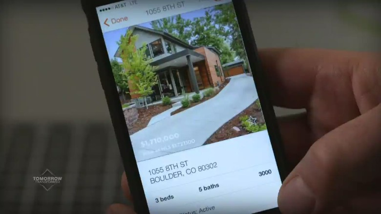 Sell your home on your smart phone