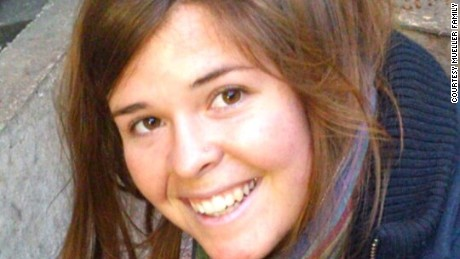 U.S. hostage held by ISIS is Kayla Mueller