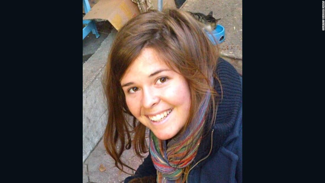 American ISIS hostage Kayla Mu...