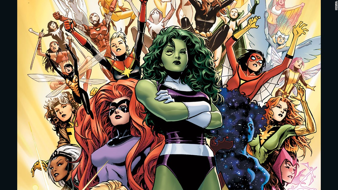 Marvel Comics Announced It Will Replace All Avengers Teams With A New One Composed Entirely