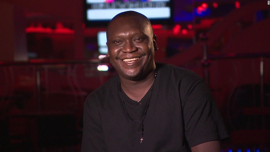 "<a href=""http://edition.cnn.com/2015/02/11/world/patrick-salvado-idringi-uganda/"">Patrick ""Salvado"" Idringi</a> was a Ugandan phone engineer before he found his calling in comedy."