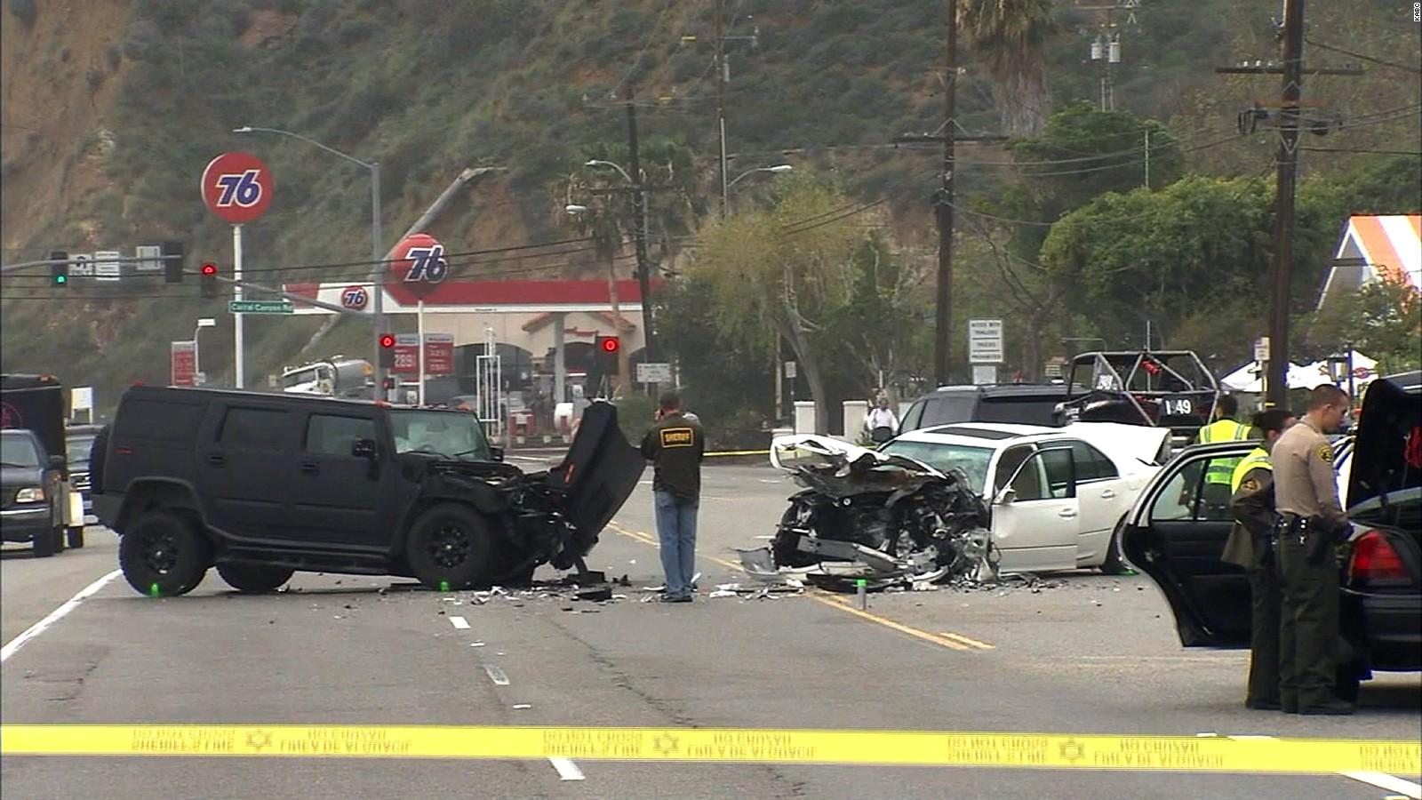 1 dead in car crash involving Bruce Jenner - CNN Video