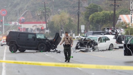Bruce Jenner involved in car accident with one death - CNN