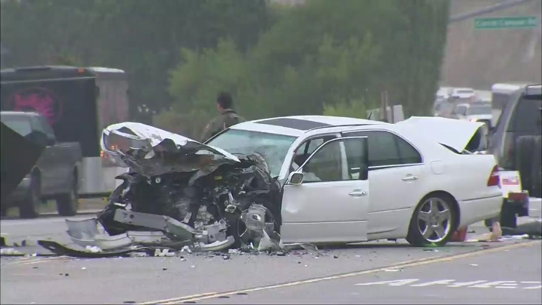 Bruce Jenner involved in fatal crash