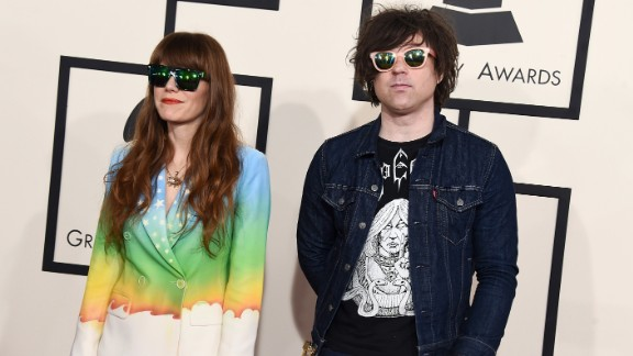 Jenny Lewis and Ryan Adams