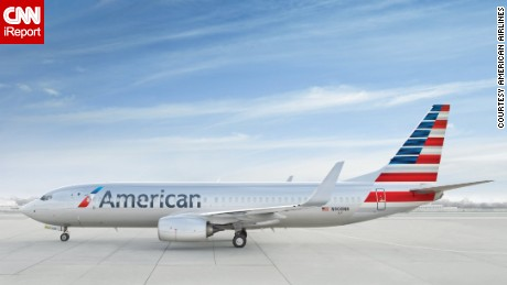 An American Airlines flight from Boston to Los Angeles was diverted to Chicago early Monday.