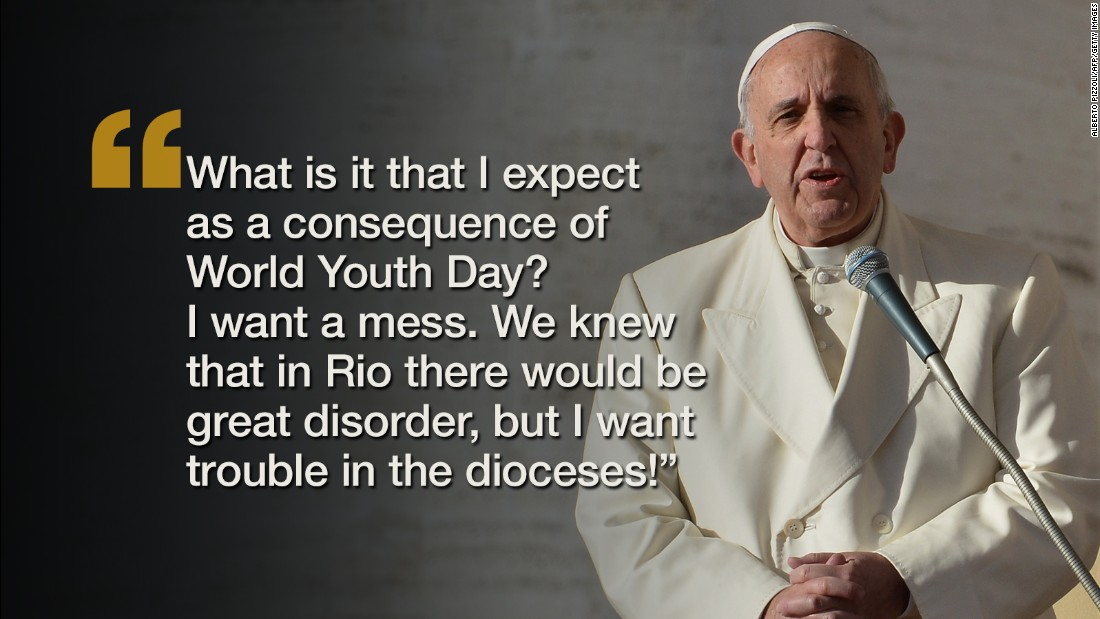 5 powerful quotes from the Pope's encyclical - CNN