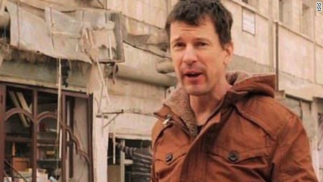 Fmr. hostage: 'Horrific' to force Cantlie to make video