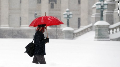 Snowed in? Here's how to beat the winter blues