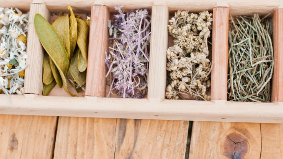 Fewer American adults took the herb echinacea than they did in the past.  It has been thought to reduce cold symptoms, but studies show conflicting results after its use.