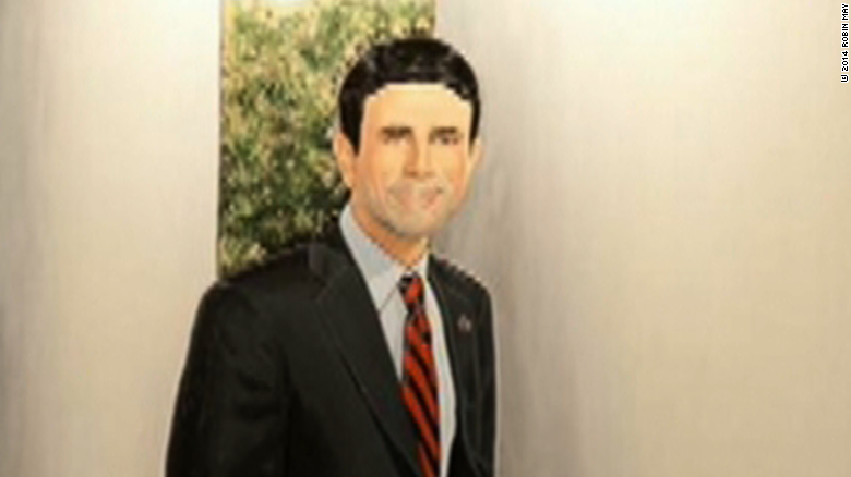 Governor Jindal painting goes viral