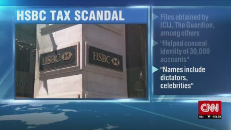 HSBC practices under scrutiny