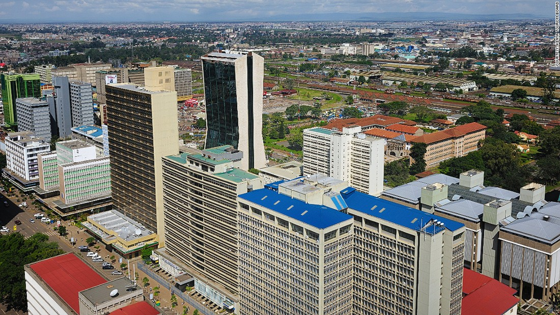 And an Economist Intelligence Unit report commissioned by Citigroup in 2012 says Nairobi is expected to be among the world's 40 fastest-growing cities between 2010 and 2016. The same report ranks the Kenyan capital as the fifth most competitive city in Africa.