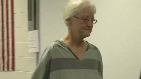 Marilyn Hartman makes a court appearance in Florida in 2015.