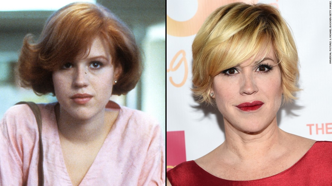 "Molly Ringwald was the '80s teen queen in films like ""The Breakfast Club"" and ""Sixteen Candles."" From 2008 to 2013, she starred in the TV series ""The Secret Life of the American Teenager"" and this year was cast as Mrs. Bailey in the film ""Jem and the Holograms."""