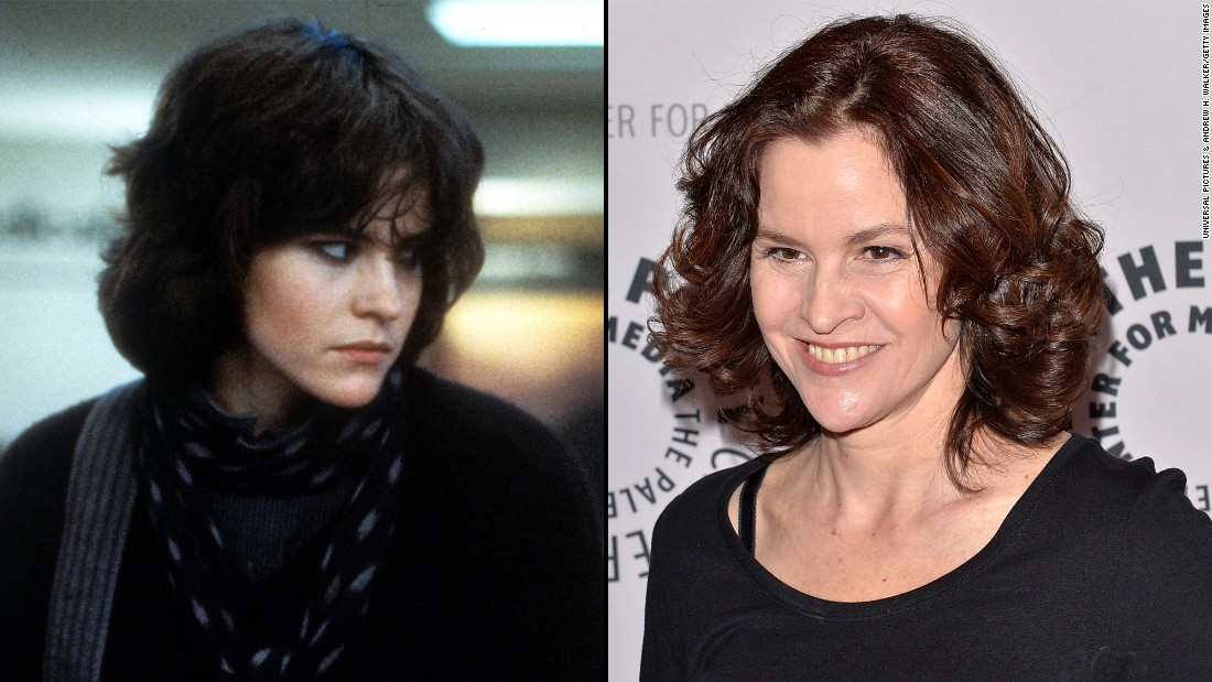 "Ally Sheedy played emotionally troubled Allison Reynolds in ""The Breakfast Club"" and aspiring architect Leslie Hunter in ""St. Elmo's Fire."" She's become an indie film darling with projects like ""High Art"" and ""Life During Wartime."""