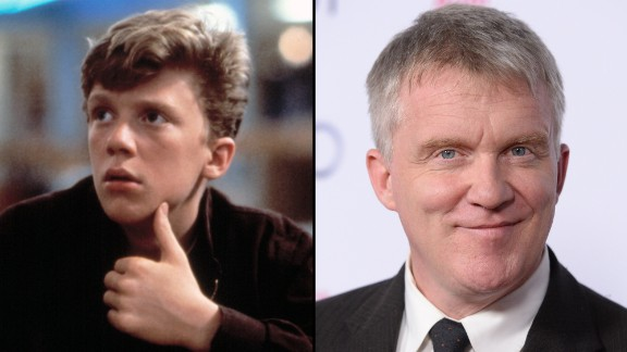 "Like Ringwald, Anthony Michael Hall also appeared in ""Sixteen Candles"" as well as another popular Hughes film, ""Weird Science."" At 17, he was the youngest cast member ever on ""Saturday Night Live"" and has continued to work in TV including the series ""Psych"" and most recently ""Murder In The First."" He plays nerd Brian Johnson in ""The Breakfast Club."""