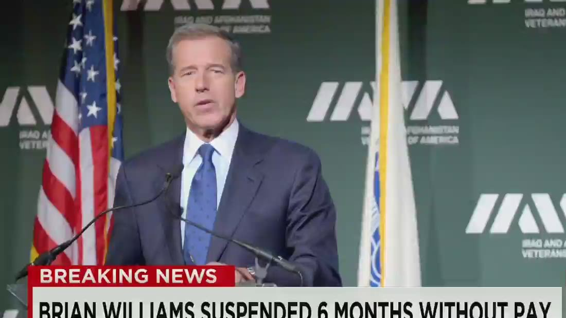 Did Brian Williams embed with SEAL Team Six? - CNN