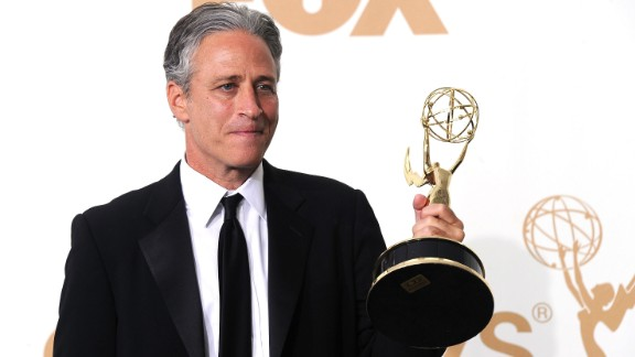 """The Daily Show"" staff has won 20 Emmy Awards collectively, including outstanding writing for a variety series and outstanding variety series."