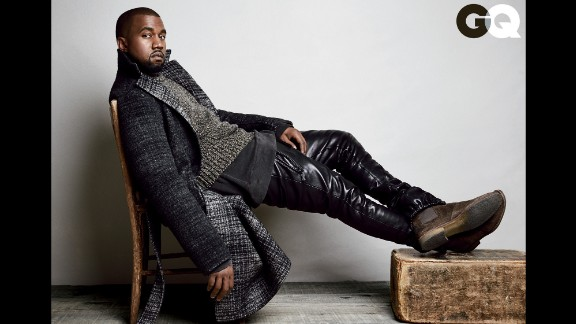 "In the August issue of GQ magazine, Kanye West gave more than a few head-scratching quotes. One of the most perplexing was his stance on what you could call celebrity civil rights: ""I talked about the idea of celebrity, and celebrities being treated like blacks were in the '60s, having no rights, and the fact that people can slander your name,"" he recalled of his wedding toast. Last we checked, celebrities are able to vote and are not barred from using the same public facilities as everyone else, but OK, Kanye."