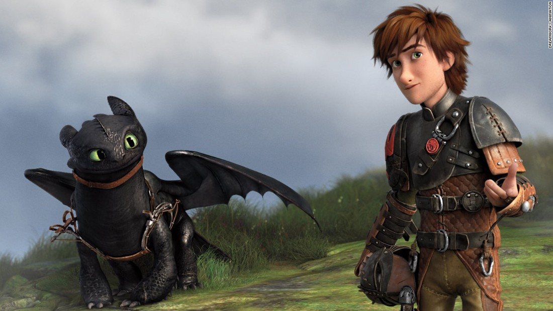 "The third ""<strong>How to Train Your Dragon</strong>"" animated movie is due out in March 2019."