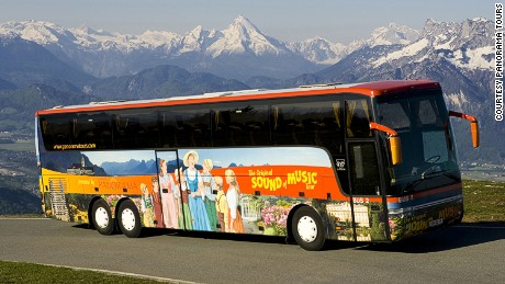 over 50 bus tours