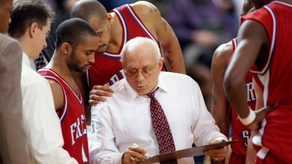 Jerry Tarkanian, a legendary basketball coach who won the 1990 national championship at the University of Nevada, Las Vegas, died Wednesday, February 11. He was 84.