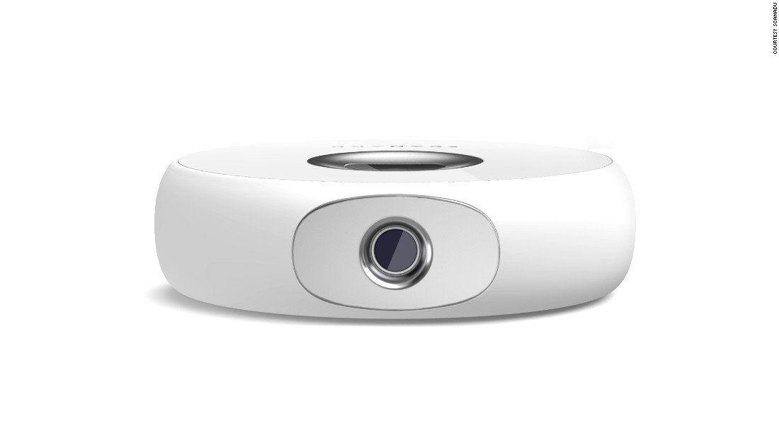 Scanadu got its first round of funding through an Indiegogo campaign, which ended up accumulating $1.6 million over a goal of just $100,000.