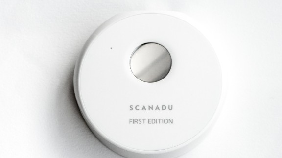 Scanadu operates out of the NASA Research Park in California.