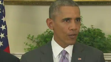 Obama: 'ISIS is going to lose'