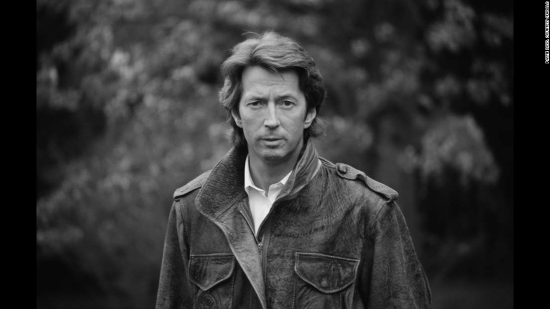 "This portrait of Eric Clapton will be on display for the first time at the <a href=""http://www.sfae.com/"" target=""_blank"">San Francisco Art Exchange</a>. The photo was taken by Pattie Boyd, the first wife of George Harrison and later the first wife of Clapton. <a href=""http://www.sfae.com/index.php?pg=400114"" target=""_blank"">Her photographs</a> will be on display through March 15."