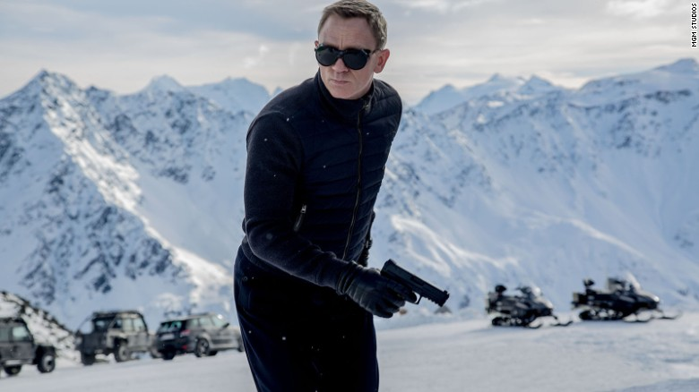 Daniel Craig done with playing James Bond?