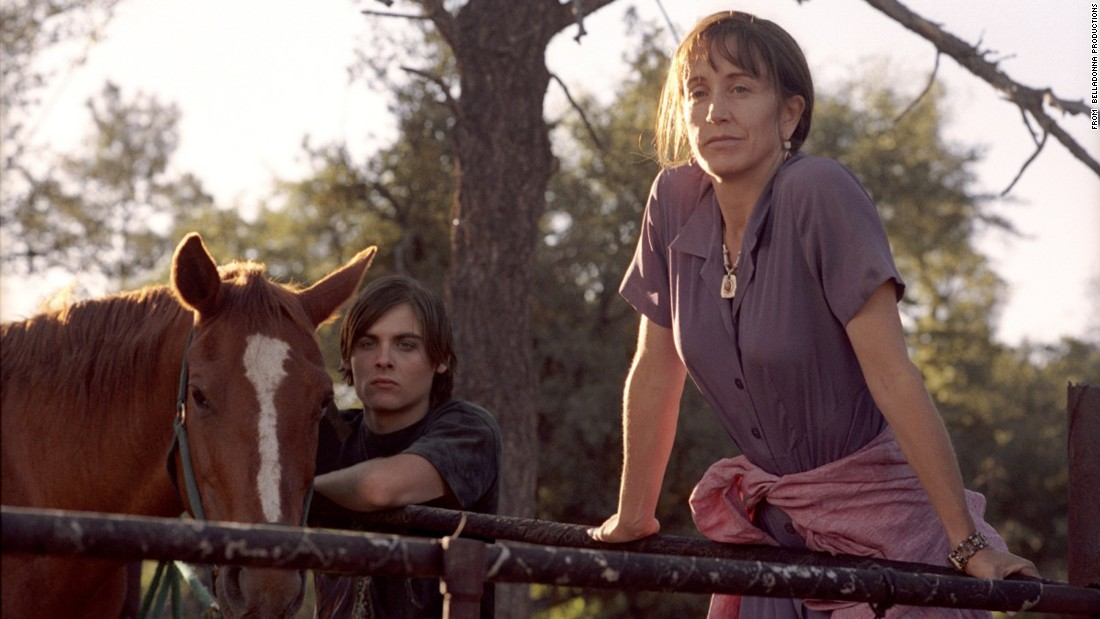 "The 2006 indie film ""Transamerica"" starred Felicity Huffman as a transgender woman taking a road trip with her long-lost teenage son. Huffman was nominated for an Academy Award for the role."