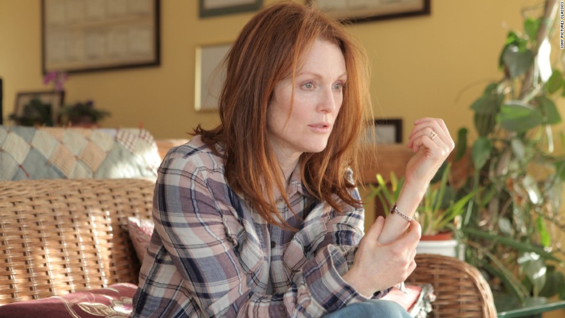 This year marked the fifth time Moore has been nominated for an Academy Award. Whilst she missed out on the statuette for Boogie Nights, The End of the Affair, Far From Heaven and The Hours. She finally won for her starring role in Still Alice, playing a college professor with early-onset Alzheimer's.
