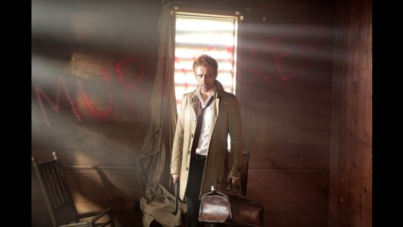 "Rumors persist that NBC's ratings-challenged but fan favorite ""Constantine"" could move to Syfy for its second season. ""The fans have been fantastic to me and the show,"" star Matt Ryan told CNN, though he has not yet  heard anything solid about the show changing networks. ""We have a hardcore following, and hopefully we'll get to continue that."" If ""Constantine"" is saved, here are some shows it will have emulated."