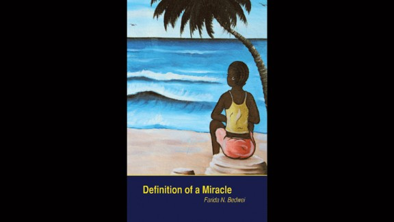 """Bedwei has also written a book """"Definition of a Miracle,"""" the tale of an 8-year-old girl's struggle with cerebral palsy in a community where the disability is severely misunderstood. """"I was tired of people having the wrong perception of people with disabilities. I was tired of people seeing me in the street and wanting to invite me to a spiritual healing service. I was tired of people seeing me and feeling sorry for me, simply because I could not walk properly."""""""