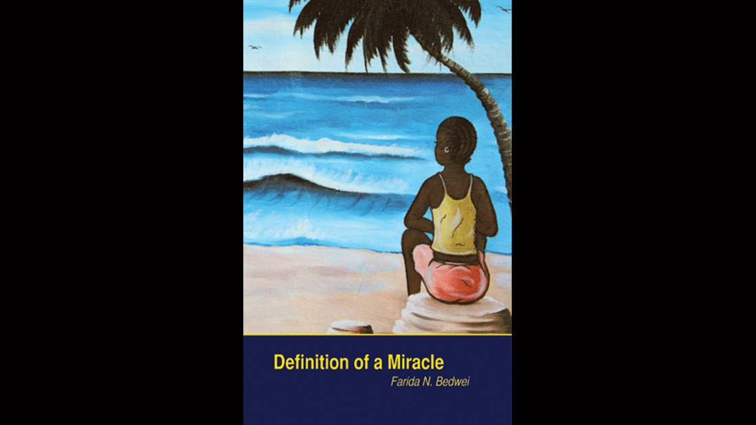 "Bedwei has also written a book ""Definition of a Miracle,"" the tale of an 8-year-old girl's struggle with cerebral palsy in a community where the disability is severely misunderstood. ""I was tired of people having the wrong perception of people with disabilities. I was tired of people seeing me in the street and wanting to invite me to a spiritual healing service. I was tired of people seeing me and feeling sorry for me, simply because I could not walk properly."""