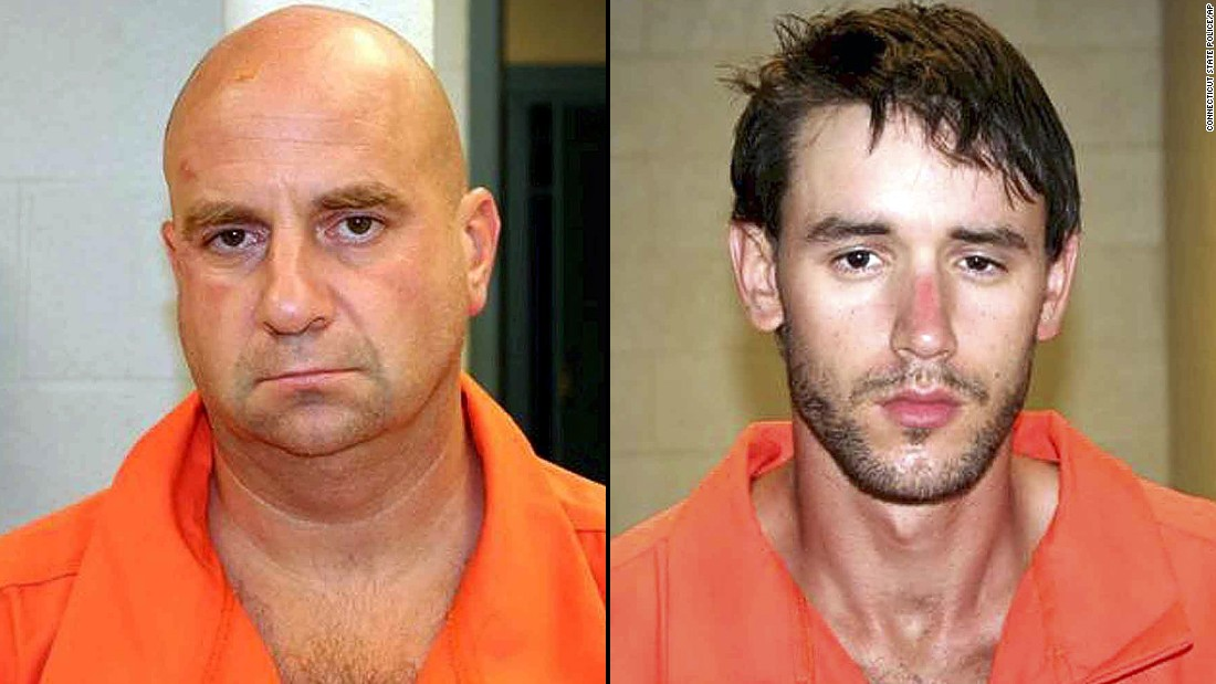 It took 47 days to empanel a jury in Connecticut to hear one of the most horrific death penalty cases in recent memory, the so-called Cheshire murders. Two ex-cons, Steven Hayes, left, and Joshua Komisarjevsky, were convicted and sentenced to death for the 2007 home invasion murders of the wife and daughters of a prominent endocrinologist.