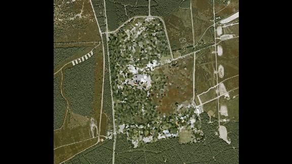 Artillery Schiet Kamp, Gelderland province