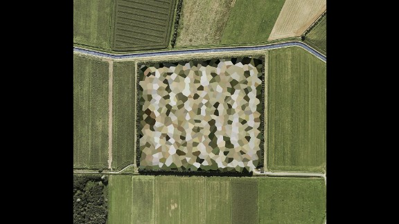 NATO Storage Annex in Coevorden, Netherlands