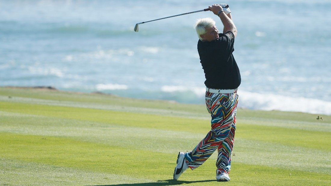 Daly's often controversial private life -- he was banned for six months by the PGA in 2008 -- also endeared him to fans and he has had well-documented problems with alcohol and gambling.
