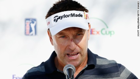 Robert Allenby is ranked 290th in the world and has won four titles on the PGA Tour.