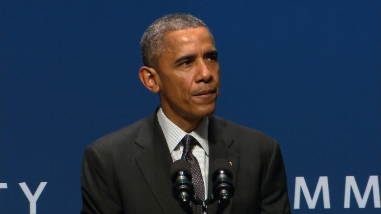 Obama: Cyber threats challenge the nation's security