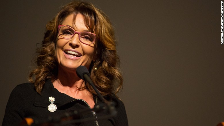 Donald trump id love sarah palin to serve in admin cnnpolitics in little more than a decade sarah palin rose from city councilwoman to alaska thecheapjerseys Choice Image