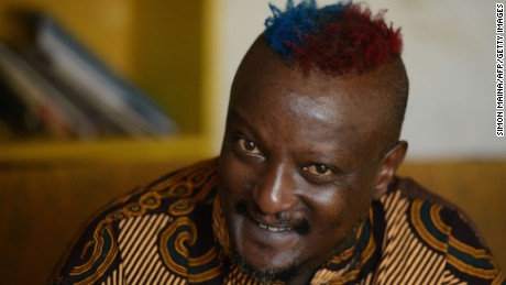 Binyavanga Wainaina, a contributing author, was voted one of TIME magazine's '100 Most Influential People' in 2014.